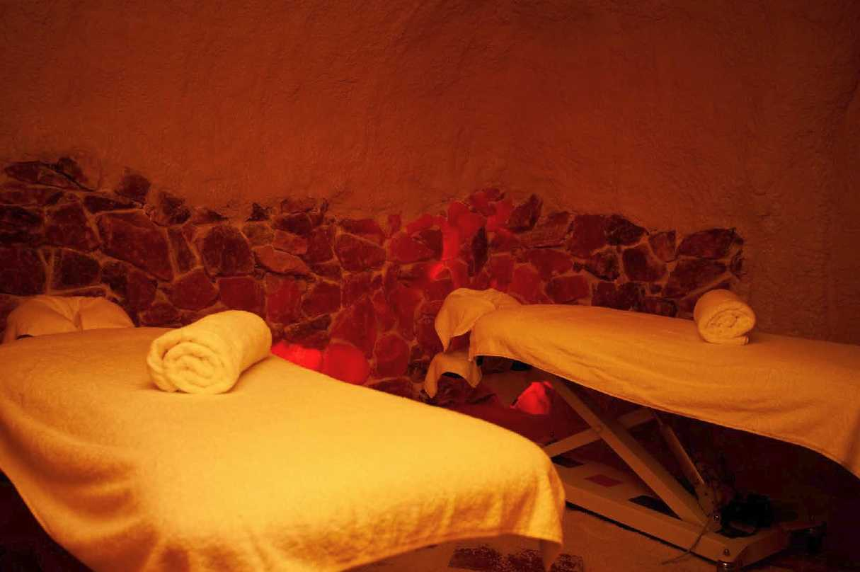 massage-beds-salt-caves