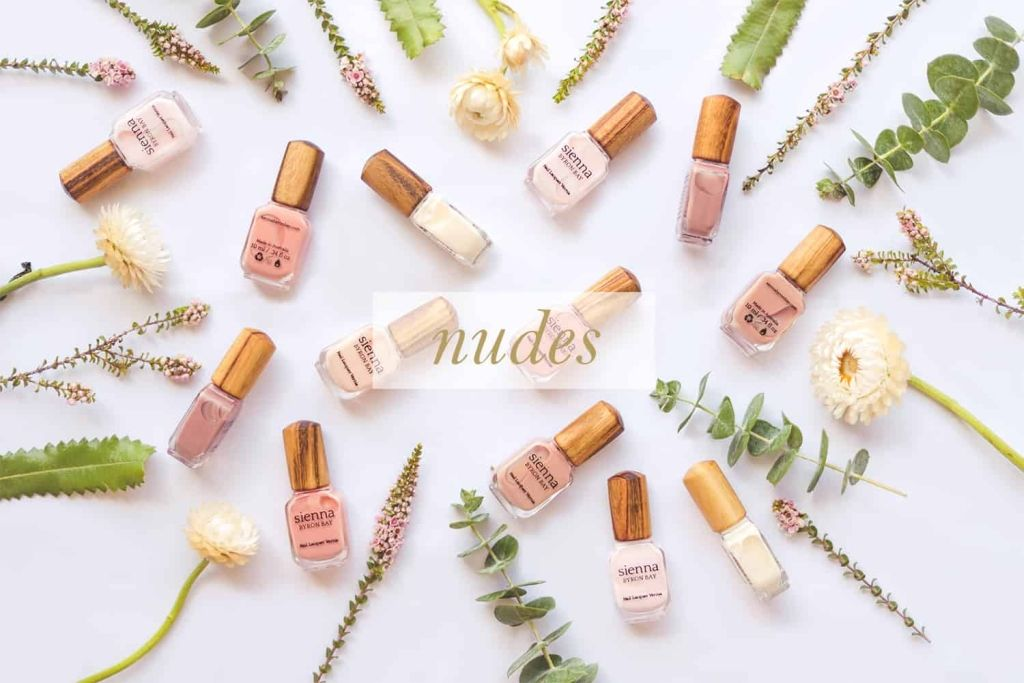 Nudes Nails