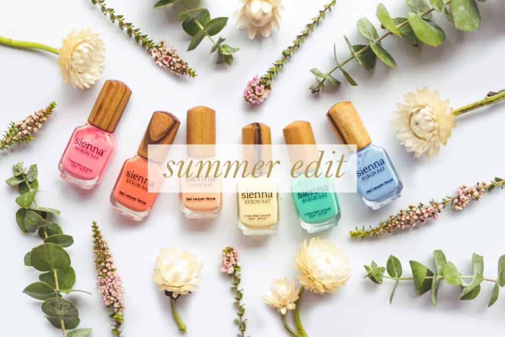Summer Edit Nails