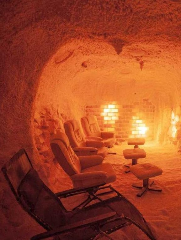 Couples Gift Voucher – Salt Cave Therapy & Infrared Sauna