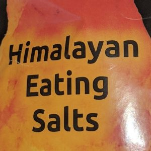 EATING SALTS