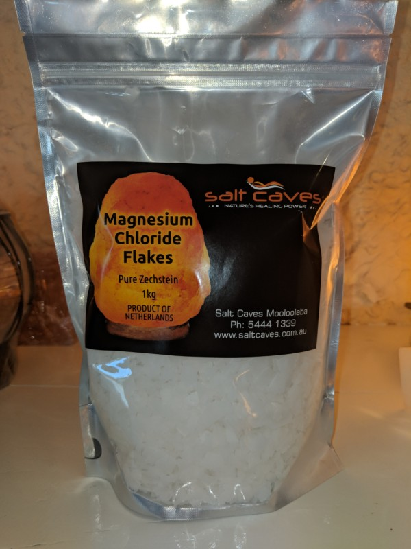 Magnesium Chloride Flakes 1kg