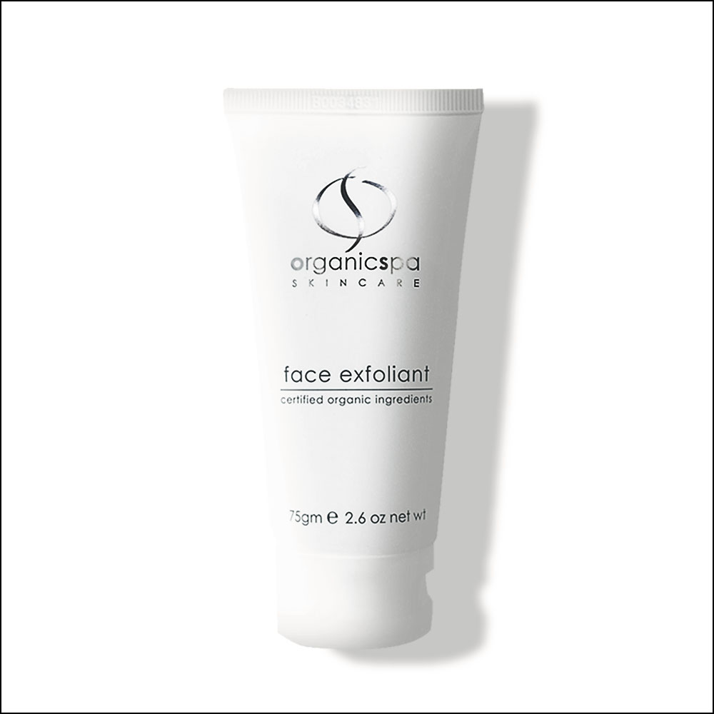 Organicspa - Face Exfoliant