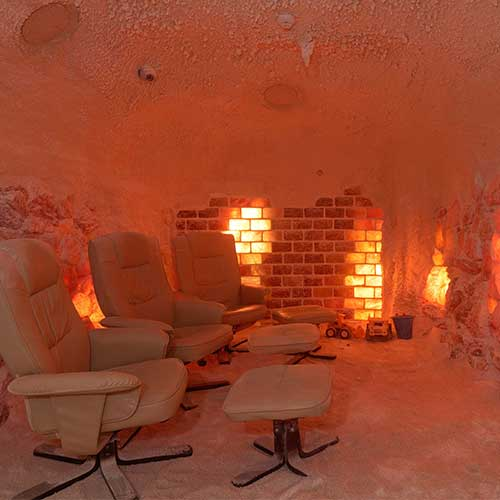Salt Therapy Experiences