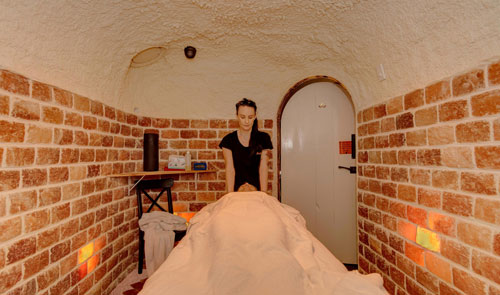 Salt Caves Mooloolaba Massage